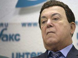 Кобзон прибыл в родной Донбасс, несмотря на запрет СБУ