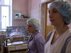 Донецкие больницы выведут за пределы ДНР