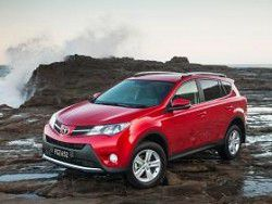 Петербургский завод Toyota готовится к выпуску RAV4