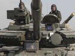 Украинские войска пошли в наступление на Кировское