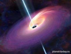 G2 в центре Галактики избежал поглощения Черной дырой
