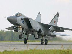 В дело вступает российская авиация