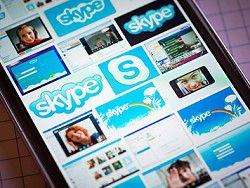 Skype оказался для россиян сервисом для общения внутри страны