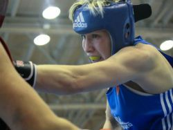 Южноуральская спортсменка — чемпионка мира по боксу