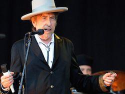 Боб Дилан выступил с концертом для единственного слушателя