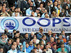 Фанаты «Манчестер Сити» проведут акцию протеста