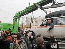 На борьбу с московскими паркменами направят переговорщиков