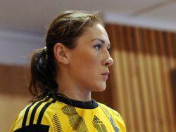 Украинская гандболистка отказалась выступать за сборную Украины