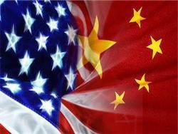 Китай против Америки