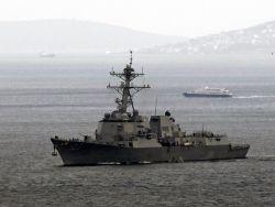 ВМС США впервые оснастили боевой корабль лазерным оружием