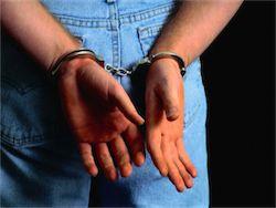 Активист движения «Стопхам» задержан за избиение полицейского