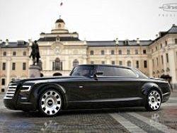Создан сверхдвигатель для президентского кортежа Путина