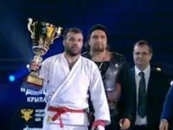 Прошел Абсолютный чемпионат России по рукопашному бою