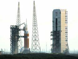 НАСА отменило запуск корабля Orion