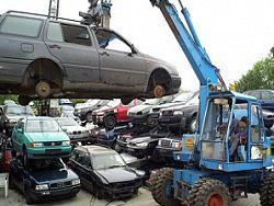 Программу утилизации автомобилей продолжат в 2015 году