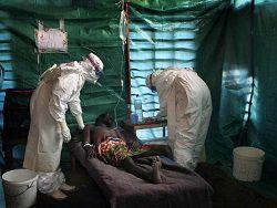 КНДР: Пентагон финансирует испытание вируса Эбола на людях