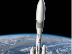 Новая ракета-носитель для космических полетов из Европы