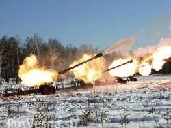ВСУ 22 раза обстреливали мирное население