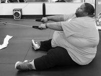 В США умер 360-килограммовый активист борьбы с лишним весом