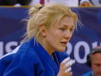 Украинская дзюдоистка Марина Черняк завоевала серебряную медаль на Гран-при Тбилиси