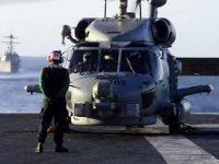 Истребитель с авианосца «Карл Винсон» рухнул при заходе на посадку