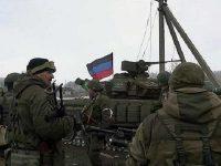 ВС ЛНР уничтожают живую силу и технику карателей